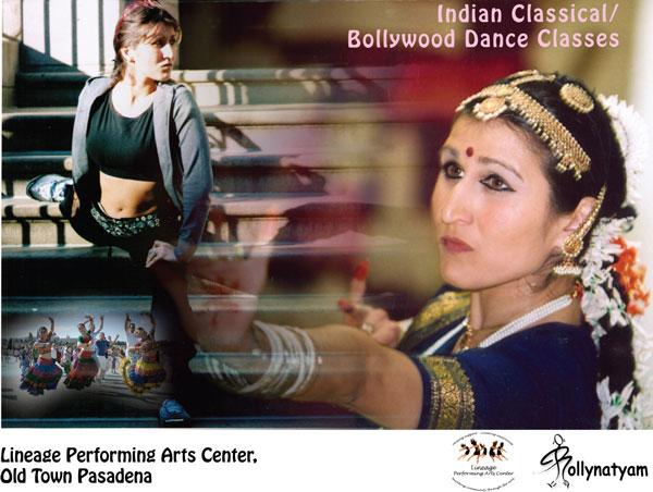 dance class postcard